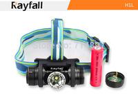 BRAND NEW original RAYFALL H1L Multifunctional LED Aluminum Headlight / headlamp