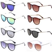 New2014FashionBrandDesignerWomenSunglassesCoatingSunglassesMenVintageOculos De Sol Round Glasses Retro Eye Glasses Free Shipping
