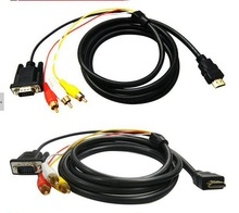 cable component video price