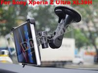 360 Degree Rotating Holder Car Holder Window Sunction Holder Mobile Phone Holder For Sony Xperia Z Ultra XL39H C6806