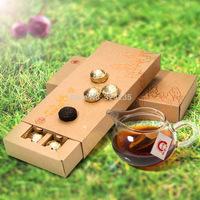 Original PU er cooked tea tuo tea super mini tuocha gift box independence bag