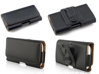 Leather Pouch Holster Belt Clip Case Cover For Doogee DAGGER DG550  5.5 inch Mobile Phone Bag,High Quality,FreeShip