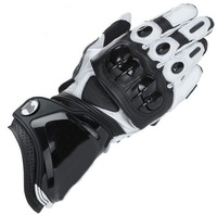 GP - PRO racing gloves All leather motorcycle gloves ride from long winter
