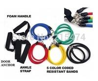 11 pcs Resistance Band Set