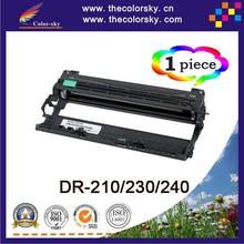 (CS-DR210) Color drum frame imaging image unit for Brother dr-230 dr-240 dr-290 mfc-9010 mfc-9120 mfc-9320 (15k pages)