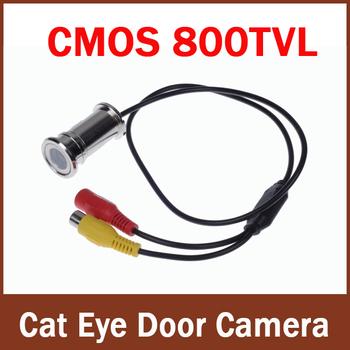 100% новое 800 ТВЛ проводной видеонаблюдения 1/4 CMOS 3.6 мм ( 2.8 мм ) кошка глаз ...