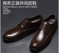 2014 New Arrival Men's Casual Shoes Genuine Leather Business Dress Moccasins Slip On men's shoe Men footwear casual shoe,R1136
