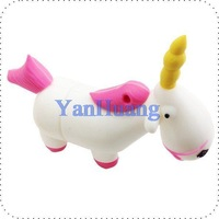 2015! Cute Valentine gifts Unicorn usb flash drive 32GB 4GB 8GB 16GB 10pcs/lot pen drive
