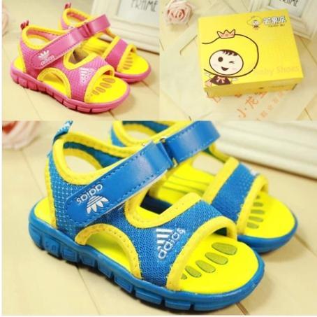 AliExpress.com Product - 2014 children summer sandals Light soft bottom han edition leisure fingerless sandal shoes wholesale 21-25 yards 2062