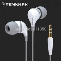 Hi-Q Universal Tennmak Clarinet-grey in-ear earphone & earbud for iPhone&iPad&iPod&Samsung&HTC&Android& MP3*Free Shipping*NEW