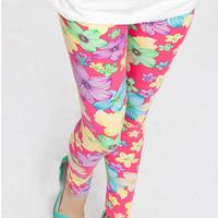 Free shipping 5pcs/lot low price wholesale new 2014 fashion children pants girl legging