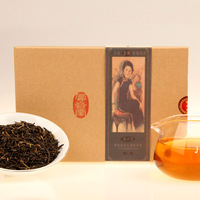 Dian hong gold premium black tea gold series dian hong loose tea spring