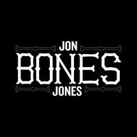 High Quality MMA STAR Jon Bones Jones JBJ LOGO Cotton Printing Sport Casual Fashion T-shirt Tee Dress Camiseta Cloth
