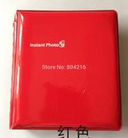 mIni Polaroid Portable Instant Picture Photo Album for FUJIFILM INSTAX RED