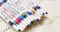 Wholesale 12pcs/lot 12 Colors Make Up Eyeliner Pencil Waterproof eye shadow Eyebrow  Pen Eye Liner  Cosmetics Eyes Makeup set