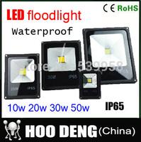 10W 20W 30W 50W LED Flood Light Cheap High Power LED Spotlight Outdoor Lighting Waterproof 85-265V LED Floodlight