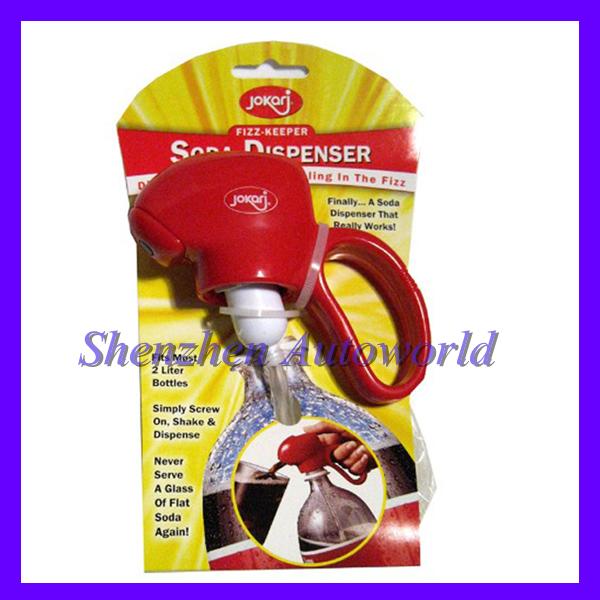 Soda Dispenser Fizz Saver Cap Bubble Keeper Fountain Machine Coke Bottle 2 Liter Russian Freeshipping(China (Mainland))