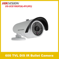 """Free shipping Original Hikvision 600 TVL DIS IR Bullet Camera 20m/40m IR Distance  IP66 rating 1/3"""" DIS DS-2CE1582P(N)-IR1(IR3)"""