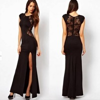 Free Shipping New Arrival Women's Prom Gown Ball Evening Dress E0046