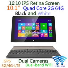 "10.1"" MeeGoPad Windows 8.1 Tablet PC Keyboard Pad Intel Quad Core 8400mAh 2GB RAM 64GB SSD laptop 3G,BT4.0,HDMI,2.4G/5G WiFi,GPS(China (Mainland))"