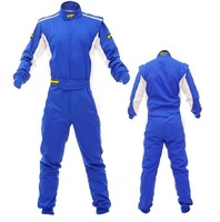 2014 New Summer Activities Siamese Drift Racing Professional Auto Overall OMP Racing Suits Car Shirt Kart Racing Suits Jumpsuit