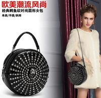 New arrival 2013 fashion lady handbag, leather shoulder bag woman, bags women,free shipping,1pce wholesale