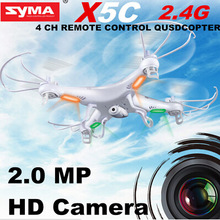 Syma X5C Explorers RC Quadcopter 2 4G 4CH 6axis gyro Remote Control RC Helicopter UFO With