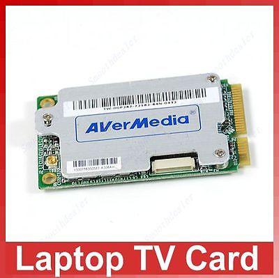 Avermedia A306 Mini PCI-E TV DVB-T Analog FM Card Laptop UMPC(China (Mainland))