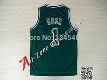 wholesale rose basketball jersey