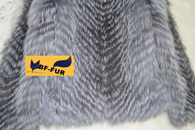 Fox Fur Coat Jacket Customize Women Fur Outerwear Fashion 2014 New