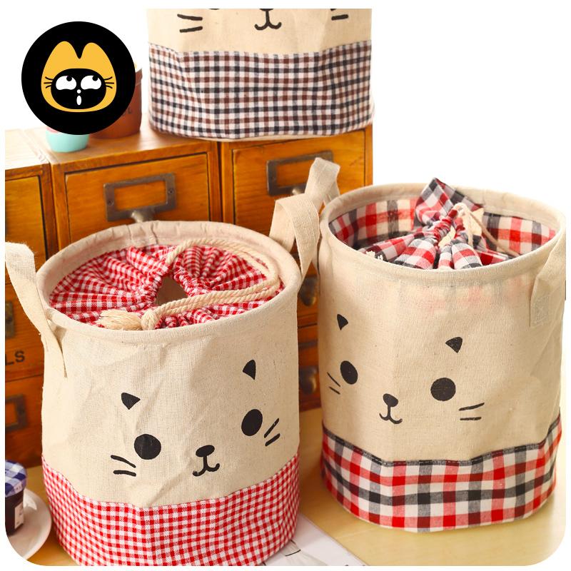 Cartoon animal at home storage bag beam port Small fluid drawstring grocery bags(China (Mainland))