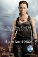 Fashion 1pc The Mortal Instruments: City of Bones Isabelle Lightwood's Electrum WhipSerpent Bracelet