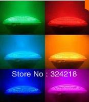 LED PAR56 pool light 40W 12V RGB IP68 558led LED Swimming Pool Light Outdoor Lighting Floodlight supernova sale CE RoHS hot sell