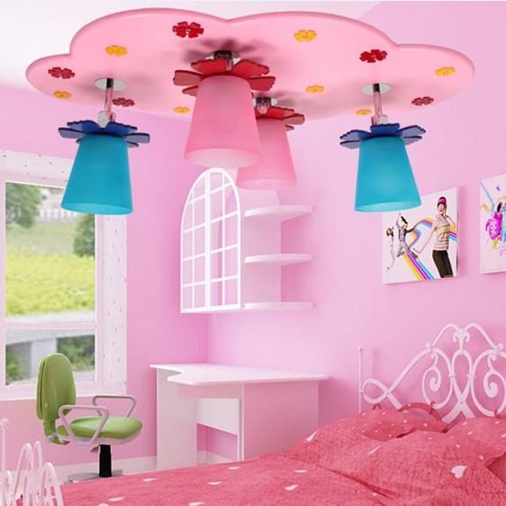 Online kopen wholesale meisjes kamer lampen uit china meisjes kamer lampen groothandel - Kamer modern meisje ...