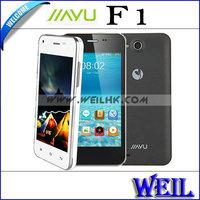 Jiayu f1 MTK6572 Dual Core  Android Mobile Phone 4 .0nch 5.0MP 4GB ROM Multi language 3G WCDMA
