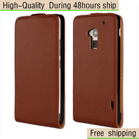 High Quality Genuine Real Leather Flip Case Cover For HTC One MAX T6 Free Shipping UPS DHL HKPAM CPAM jgkf-4