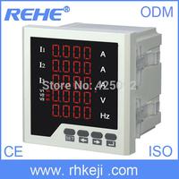 12v 50 amp power supply dc ampere meter digital panel meter RH-3UI6Y