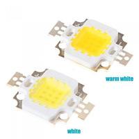 10W LED Integrated High power LED Beads White/Warm white 900mA 9.0-12.0V 900-1000LM 24*40mil Taiwan Huga Chips