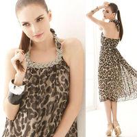Details about Women's Chiffon Summer Beach Solid Sundress Sleeveless Maxi Long Swing Dress