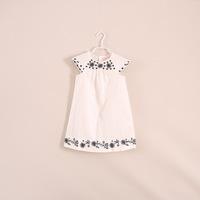 wholesale baby girls T-shirts /kids Tees. summer models girls cotton children's clothing pentagram . 5pcs/lot 22e050637 .