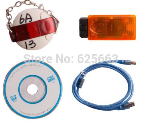 Latest Best Quality E/F SCANNER Battery Registration Explorer + Key Programmer + Mileage Correction DHL Free Shipping(China (Mainland))