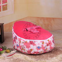 2014 New Design Newborn Baby Seat With Filler discount baby sofa high chairs inflatable sofa baby bed Free Shipping Via EMS