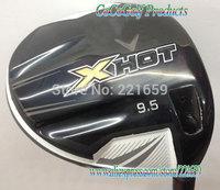New golf Clubs men.s X HOT golf driver Clubs 10.5'or'9.5 loft Regular Golf Graphite shaft  With driver head coversFree shipping