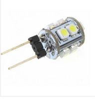 12V G4 LED Lamp Bulb 10 SMD 1210 Light Home Car RV Marine Boat LED Lighting Free Shipping Wholesale