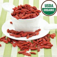 Tope Grade 1kg Goji berries,Certified Organic Ningxia Goji Berries for sex, Wolfberry herbal Tea Organic food for health