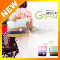 Maternity Baby Diaper Bag Mummy bags Women Handbag Nappy Baby bag for outdoor summer mama and kids traveling bag rainbow