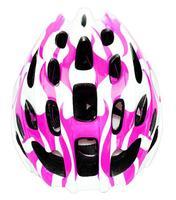 SWODART 2014 New Arrival Violet and White Helmet On Sale with Visor EPS integration capacete gigante with adjuster 28 hole