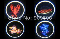 Car logo plates logo Film For Benz BMW FORD NISSAN ETC Car Shadow Logo Football Clubs pattern design