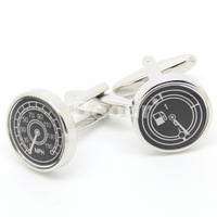 Hot SaleThe steering wheel Cufflinks