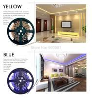 Free shipping 3m 12V SMD 5630  LED Strip Light PCB Circuit Board Waterproof flexible light 60LED/m, Decoration LED strip tape